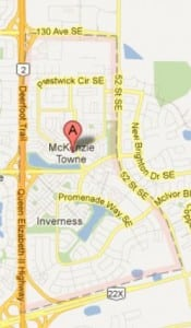 Mckenzie Towne food and drink and local amenities