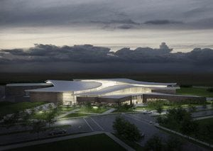 New Seton Recreation Centre Calgary Alberta