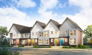 homes by avi new townhomes livingston nw calgary alberta